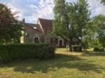 Jolie maison de campagne en bon etat sur 1,2 ha de terrain