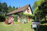 Farmhouse for sale in La Tagniere in the Morvan in Burgundy