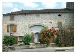Beautiful renovated stone house in the Haute Marne.