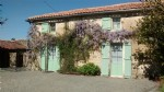 Lovely stone farmhouse with pool, 5 mins from La Chataigneraie