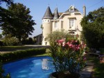 Petit chateau, with stunning views. Don't miss out !! Exclusive to AIP.
