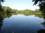 Recreational lake of approx 5.5 acres with 30 year license and barn in nearby village