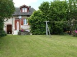 Renovated house with garage, garden and part renovated secondary accommodation