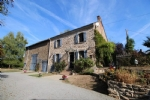 Really nice stone house in a hamlet, on its 4.93 acres of land
