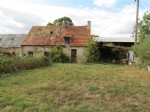 Old farm house with outbuildings in a quiet hamlet