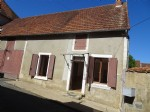1 bedroom village house with pretty garden and barn