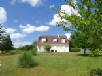 Stunning detached house with large garden (5222m²).