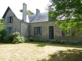 Charming 19th century house with private Forest and 25705m² of land.