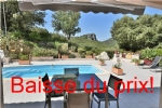 *Super modern villa with gîte, pool and magnificent views.