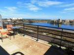 *Bright apartment with views in Naturist village