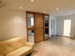 Large renovated ground floor apartment