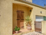 *105 m2 villa, three bedrooms, garage, pool perfect condition and views.