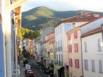 *A beautiful duplex apartment in the heart of historic Ceret