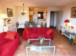3 bed ground floor apartment - garage, parking, terrace, garden and shared pool