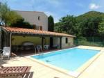 *Maison sur grand terrain avec une vue imprenable, piscine et vignoble