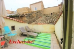 * Village house of 100m2 with terrace of 15m2
