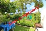 *2 bedroom contemporary villa with garage, terrace and garden!