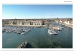 *Luxury roof top apartment with stunning views of Marseillan