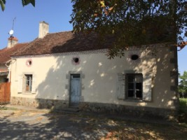 Attractive traditional house requiring restoration