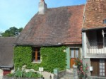 Age-old village house is in one of France's beautiful mediaeval villages