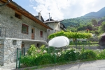 Beautiful stone village house near Moûtiers