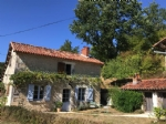 Cottage and 2 gites, set on 1ha of land, lovely views, a rare find LOOK