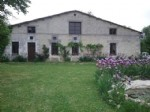 Detached stone farmhouse with large garden and room to expand