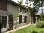 A Great Lock-Up-And-Leave Habitable Home With 4 Bedrooms. Between Nanteuil and Verteuil