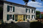 Pretty Stone House With Plenty Of Character At Aunac-Sur-Charente
