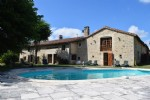 Amazing 5 Bedroom Character Property In A Privileged Location On Over 3 Acres With Swimming Pool