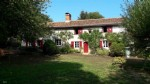 Character House Situated In An Idyllic Location With 3.8 Hectares And Access To The River Charente.