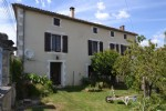 3 Bedroom Stone House Just 10 Minutes From Mansle
