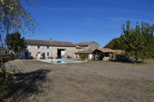 Beautiful Renovated Longere with Pool and Outbuildings