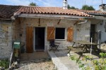 Recently Renovated Stone House with One Bedroom and Barn