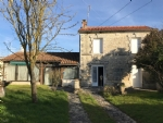 3 Bedroom Village House With 2 Large Reception Rooms. Close To Mansle