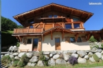 Chamonix valley, Chalet in the centre of Les Houches. 6 rooms