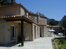 Corsica - Porto (20150) : Charming house by the sea