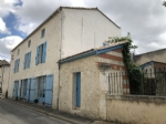 Owner sells beautiful large stone house in the heart of the popular bastide of Eymet