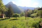 Land for sale near the center of the village of La Baume