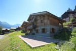 For sale stunning individual chalet at the bottom of the slopes in Saint Jean d'Aulps