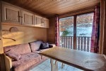 For sale, fully renovated studio apartment at the bottom of the ski slopes of Saint Jean d'Aulp