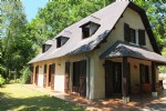 French house in the woods, 4 bed, 3 bath, 6,500sqm of land.