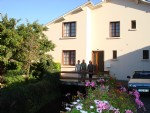 4 bedroom detached character house on the river Sevre Niortaise in La Mothe St Heray