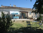 Beautiful holiday home with pool in south west france