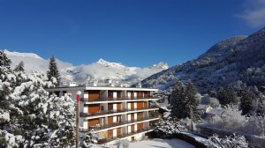 Large One Bedroom Apartment in St Gervais les Bains