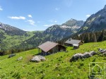 2 alpine chalets with postcard views to Lake Geneva. With year-round water source.