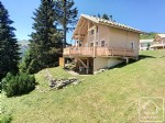 3 bedroom chalet with separate studio, situated at Flaine.