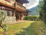 Delightful one bed apartment with garden, in a quiet hamlet of Samoens.