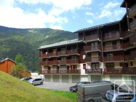 A neat studio apartment in the heart of the ski resort.
