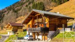 A 5 bedroom, 3 bathroom chalet in perfect condition with incredible views.